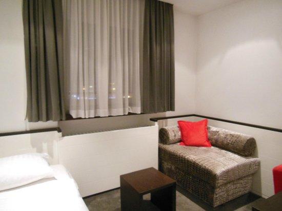 Eden Hotel Wolff: bedroom