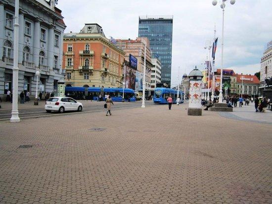 Zagreb Inside: Praça principal da cidade