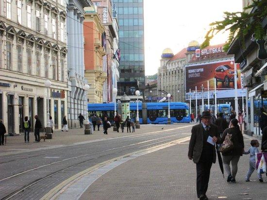 Zagreb Inside: O velho e o novo