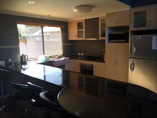 Regency Beach Club: well equiped kitchen