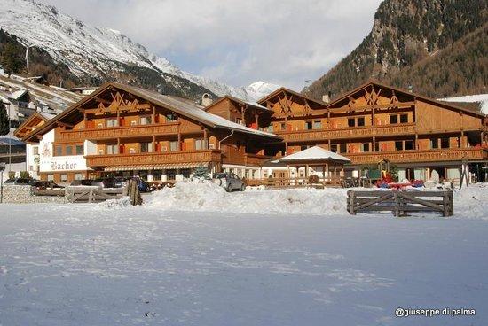 Bacher: l'hotel