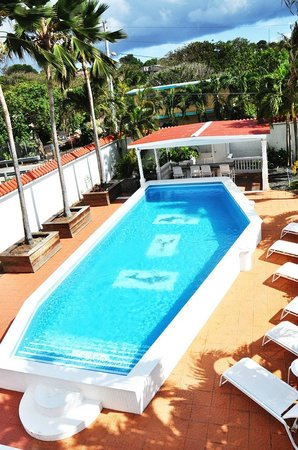Bravo Beach Hotel: Garden Pool