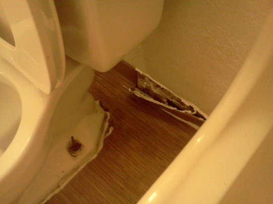 Motel 6 Little Rock - North: toilet