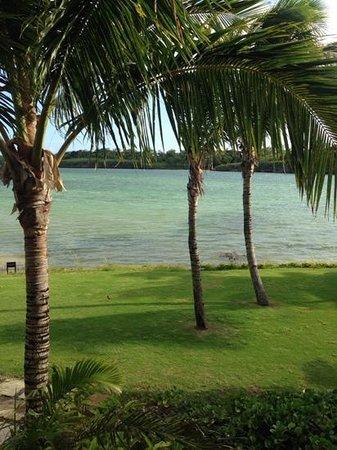 InterContinental Fiji Golf Resort & Spa : lagoon