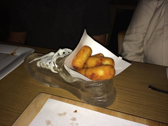 The Bazaar by Jose Andres: Croquettes