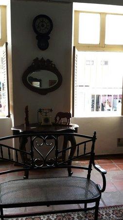 Restoran di Sao Miguel Dos Campos