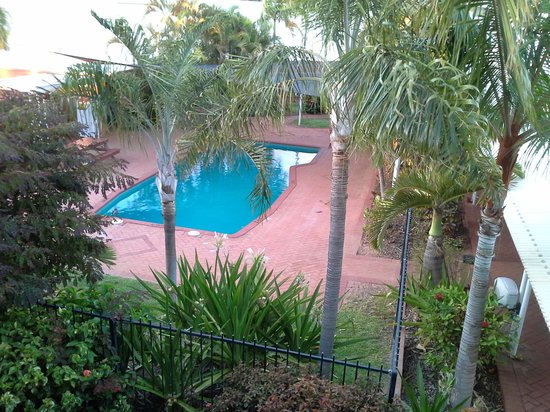 Best Western Karratha Central Apartments: Nice pool area
