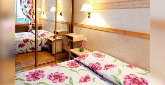 Villa Carmen : Chambre double