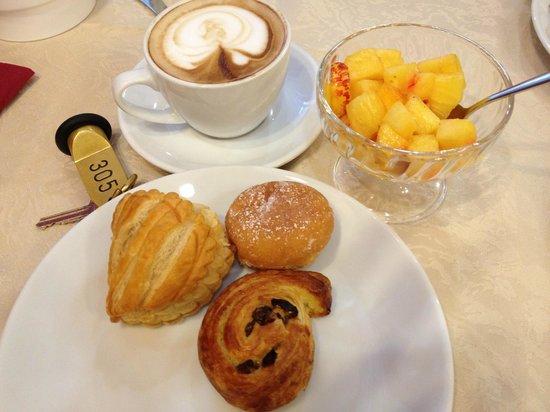 Hotel Belle Epoque : Завтрак в отеле - отдельное удовольствие!