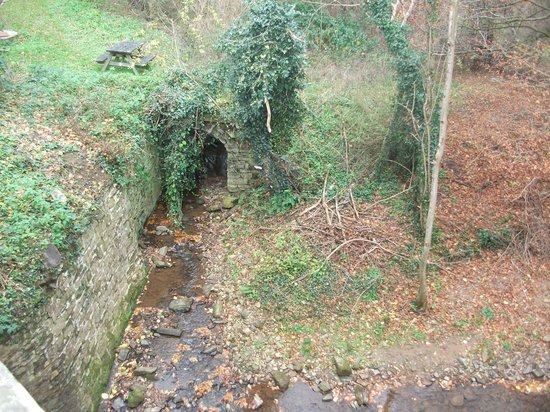 The Hopton Crown: tunnel