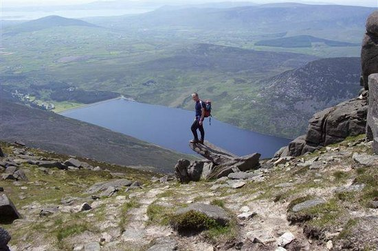 Chestnutt Holiday Park: Silent Valley and the Mournes