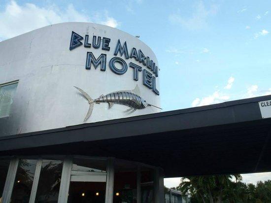 Blue Marlin Motel: Fishy