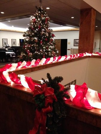 Holiday party season is in full swing at the Lone Tree Golf Club & Hotel, Lone Tree, Colorado.