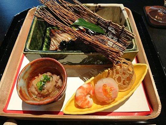 Ukihashi: なかなかおいしいです