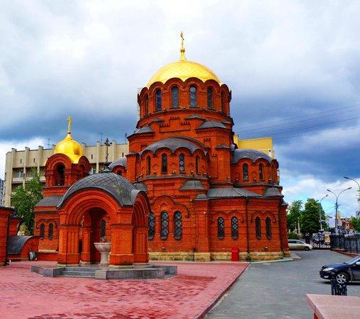 Alexandre Nevsky Cathedral (Sobor Alexandra Nevskogo)