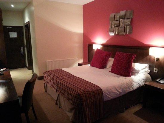 Redcastle Hotel: Bedroom