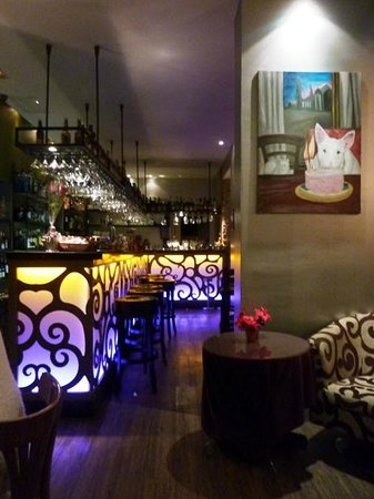 La Plaza : Bar