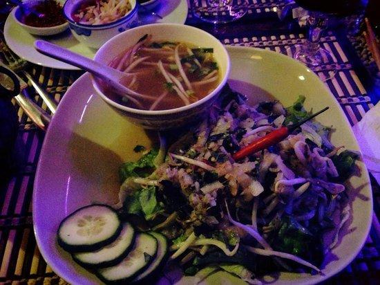 O Boui Boui Lao : Lap au poulet