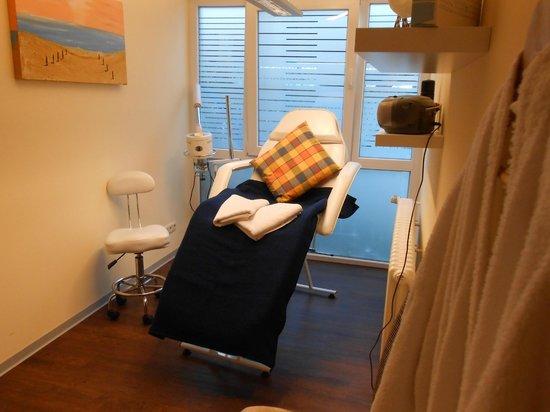 Mühlenthaler's Park Hotel Konz: Kosmetikraum