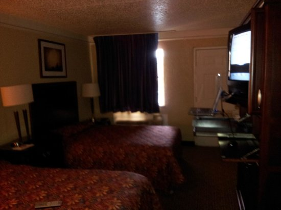 Venetian Inn & Suites Houston Airport: Clean Room