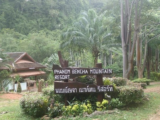 Phanom Bencha Mountain Resort: Phanom Bencha