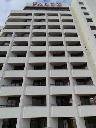 Ozkaymak Falez Hotel: falez01