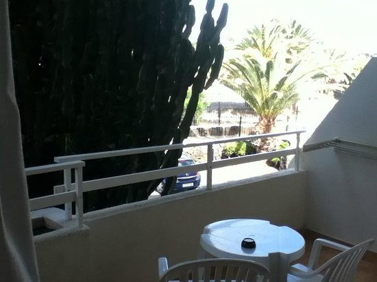 Sol Lanzarote All Inclusive : View from Room 1227