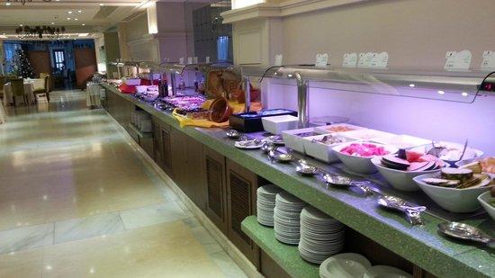 Hotel Fuerte Marbella: Ontbijt