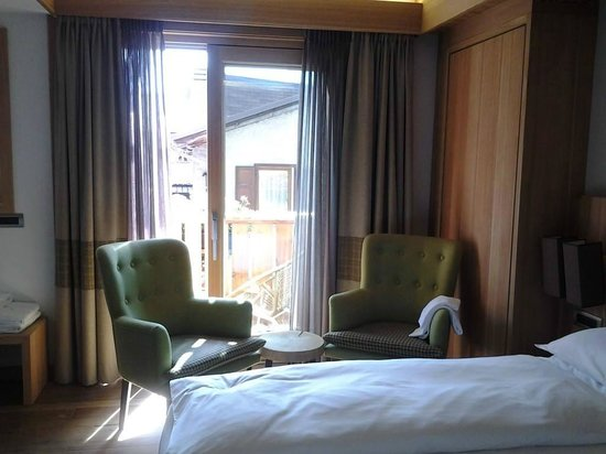 Hotel Larice: balconcino