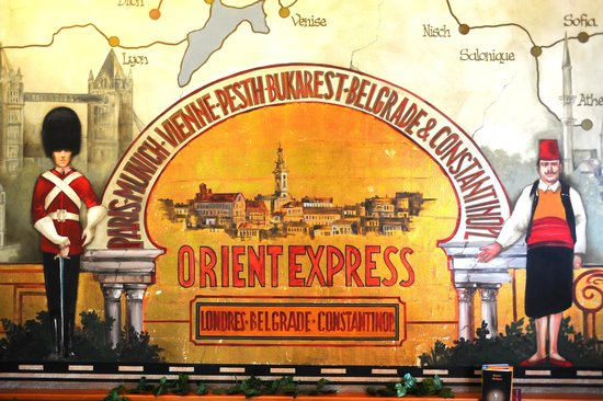 Orient Express Restaurant and Bar