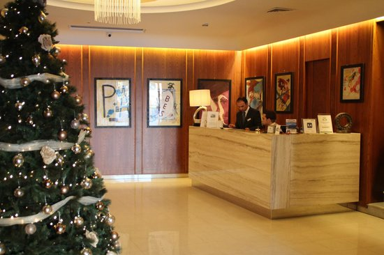 Hotel Nuvo: Christmas at Nuvò Hotel