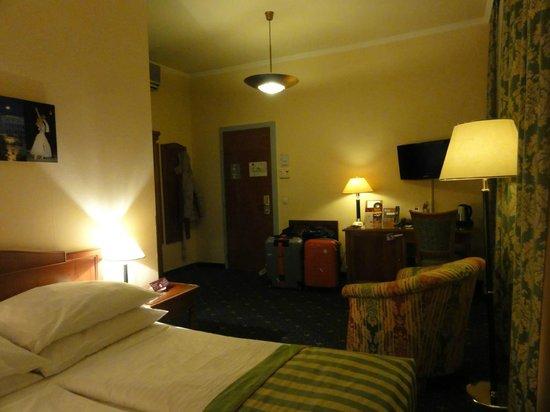 Mercure Secession Wien: The room (420)