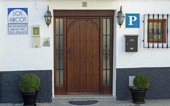 Los Arcos: The new front door