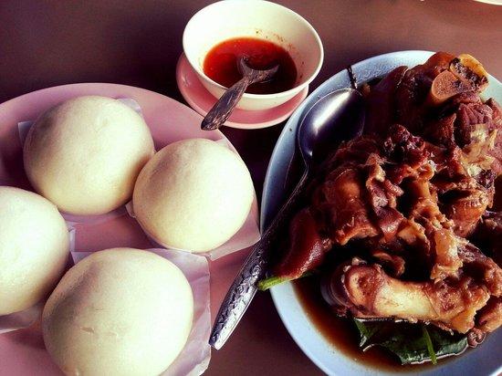 Chinese Food Temperance Mi