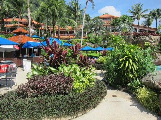 Berjaya Langkawi Resort - Malaysia: Lovely view