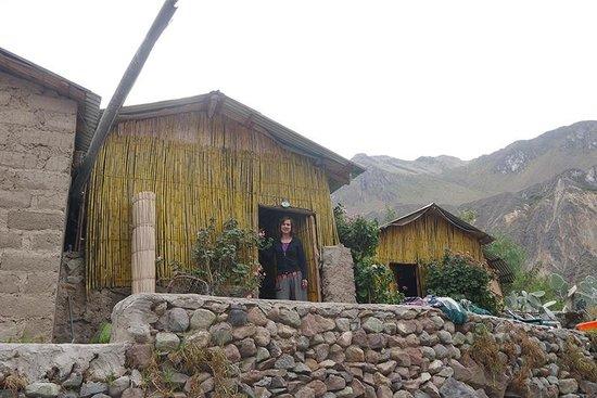 Llahuar Lodge: Double Room Hut