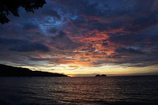Condovac la Costa: Beauriful sunsets!