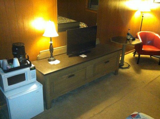 Pakatakan Motel: Room 23.