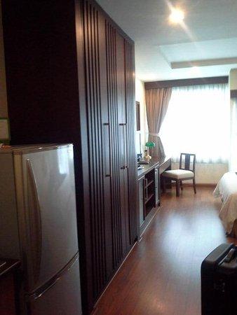 iCheck inn Soi 2: the room