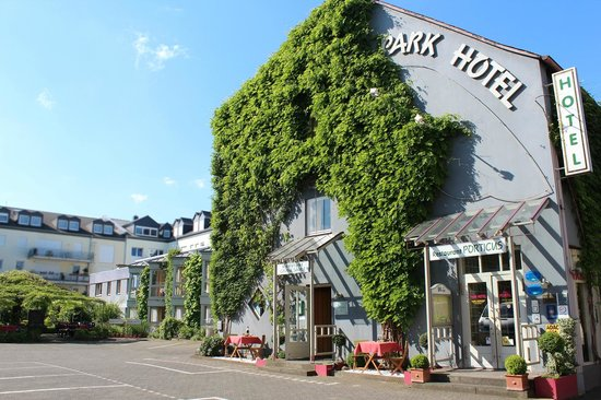 Mühlenthaler's Park Hotel Konz: Hotel