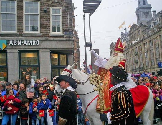 B & B 1680: Sinterklaas