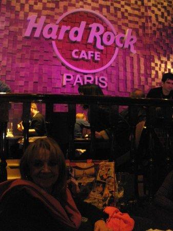Hard Rock Cafe Paris: Hard Rock Paris
