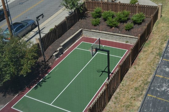 Residence Inn Kansas City Country Club Plaza: Recreational Facilties