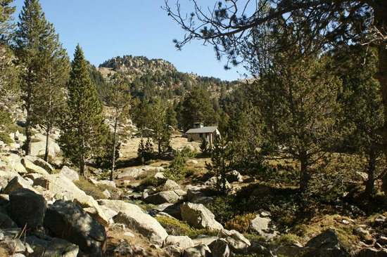 Vallée du Madriu - Perafita - Claror : Refugi dels Orris