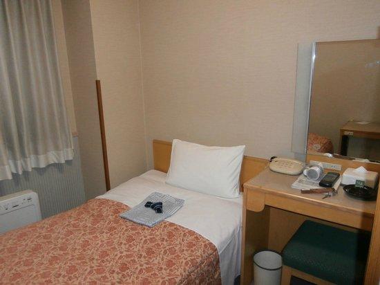 Sumisho Hotel: シングルルーム