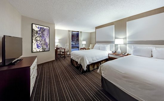 Wyndham Atlanta Galleria: Newly Renovated Double Guestroom