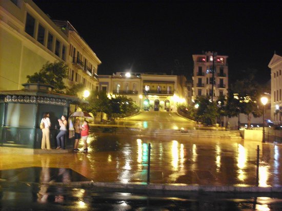 Legends of Puerto Rico: Night tour in the rain