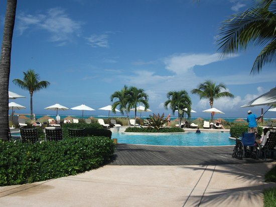The Sands at Grace Bay: Main Pool