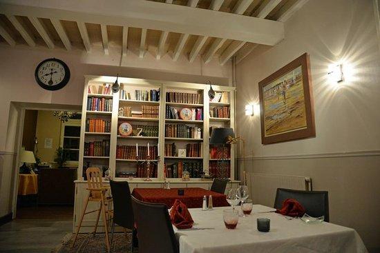 Chateau Corneille : Salle à manger