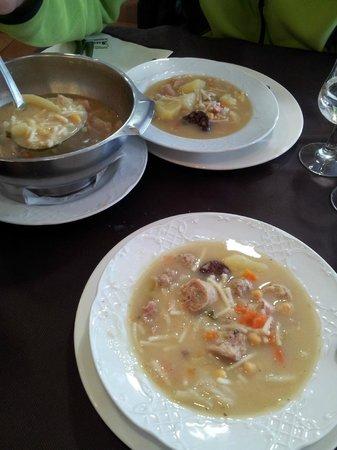 Restaurante Juquim: Olla Pallaresa